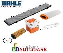 Mahle/Knecht Filter Kit For BMW 1 Series E81 E 82 E87 E88 120d