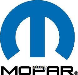 Mopar 05083285AA 68157291AA 68436631AA Diesel Fuel and Oil Filter Set