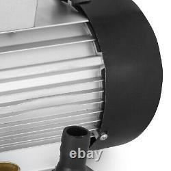 Motor Oil Pump 750w 18.5 Gpm Lubricating Diesel Fuel 29 PSI 110V 3350 RPM