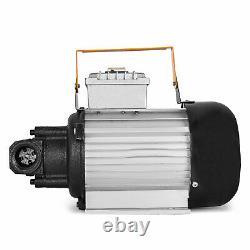 Motor Oil Pump 750w 18.5 Gpm Lubricating Diesel Fuel 3350 RPM Full Vegetable