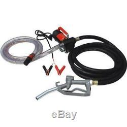 Neilsen 12v Diesel Electric Fuel Transfer Pump Oil Dispenser CT5182