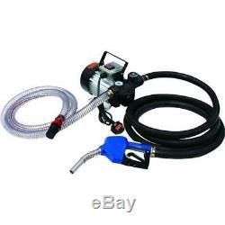 Neilsen 230v Diesel Electric Fuel Transfer Pump Oil Dispenser CT5183