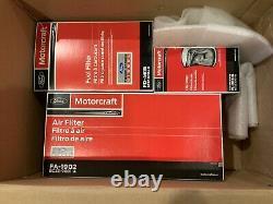 New OEM Motorcraft Air Oil Fuel Filter Kit 11-16 6.7L Powerstroke Turbo Diesel