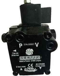 New Suntec Oil Burner Fuel Pump AS47A 220V 50Hz 1536-6 High Pressure Diesel Pump