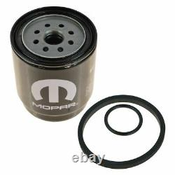 OEM Mopar Fuel Oil Filter Water Separator Kit for Ram 6.7L Cummins Turbo Diesel