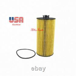 Oil Fuel Filter Kit FD4604 FD4616 FL2016 FitFord 6.0L Powerstroke Diesel 03-07
