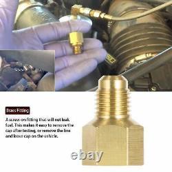Oil & Fuel Pressure Test Kit for Ford Power Stroke Diesel 6.0L 2003-2007