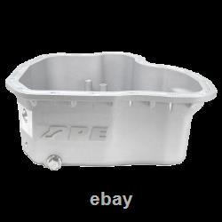 Oil Pan Kit Mobil Oil/Sealant/PPE Raw Deep Pan & Filter For 01-10 6.6L Duramax