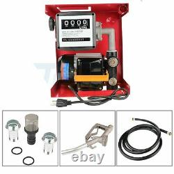 Oil Pump 12V 155W Electric Gas Transfer Gallon Fuel Diesel Automatic Extractor