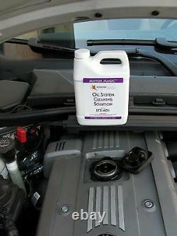 Oil Tool For Cleaning, Air Flush & Pre-lube Gas & Diesel Vehicle Oil Systems