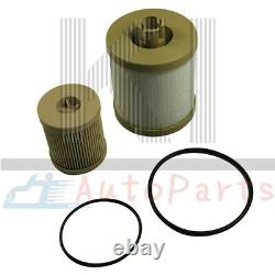Oil and Fuel Filter 3 sets of FD4616 + FL2016 Fit For Ford 6.0L Turbo Diesel