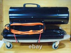 Portable fan forced air space heater withthermostat 4 kerosene diesel jet fuel oil