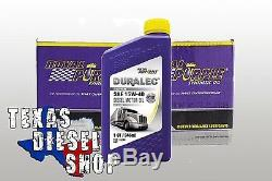 Royal Purple 01154 API Synthetic Oil 15W40 Gas & Diesel 12-Quarts FREE SHIPPING