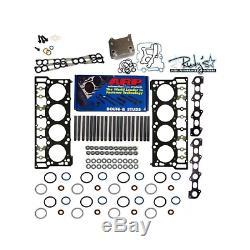 Rudy's Ford 6.0L Powerstroke Black Diamond 20MM Head Gasket Upgrade ARP Stud Kit