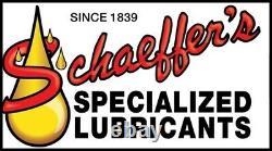 Schaeffer Supreme 9000 Full Synthetic Gas or Diesel Oil 5W-40 Twelve (12) Quarts