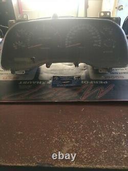 Speedometer cluster Turbo Diesel p 56020600AC 1999 Dodge Ram 2500 3500 cummins