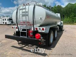 TANKER TRUCK 6k MILES WATER FUEL OIL CHEMICAL TANK AVIATION FARM SEPTIC TRUCK