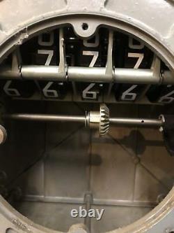 VEEDER-ROOT Meter 7887 Register Fuel Oil Gas Bio Diesel Ethanol Liters Rebuilt