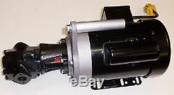 Waste Oil Transfer Pump diesel fuel, motor oil, heating oil bulk transfer