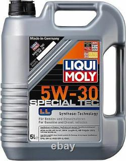 X15 LITER PACK SPECIAL TEC LL 5W-30 DIESEL GAS Engine Motor Oil For BMW Mercedes